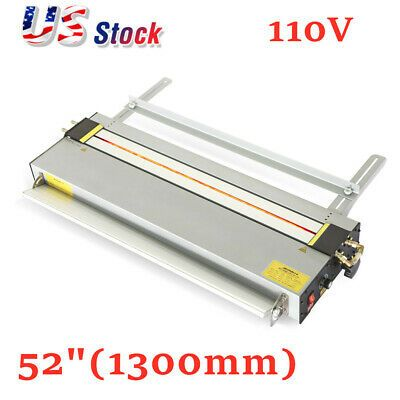 Ad Ebay Url Usa 110v 52 1300mm Upgraded Acrylic Lightbox Plastic Pvc Bending Machine Heater In 2020 With Images Pvc Acrylic Plastic Metal Working Tools