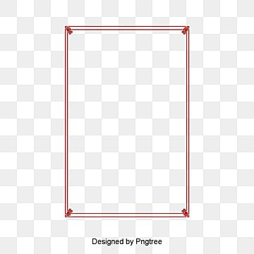 Traditional Borders Rectangle Clipart Frame Png Transparent Clipart Image And Psd File For Free Download Frame Border Design Chinese New Year Background Graphic Design Background Templates