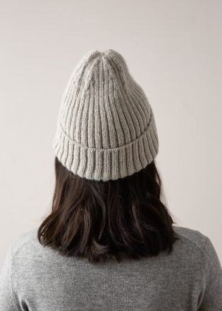 87490fd01 Lovely Ribbed Hat | Purl Soho | Knitting