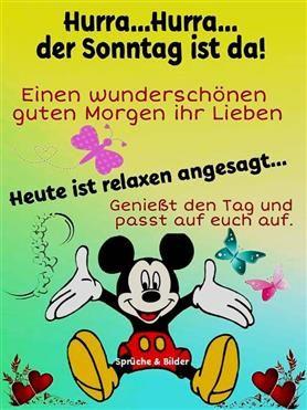 Sonntag Sprüche Whatsapp Guten Morgen Sonntag Bilder