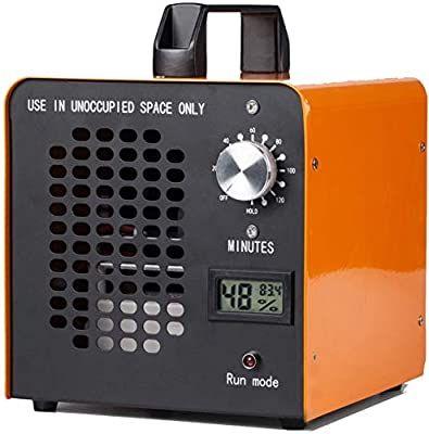 Portable 10000mg//h Ozone Generator Commercial Air Purifier O3 Ionizer Ozonator
