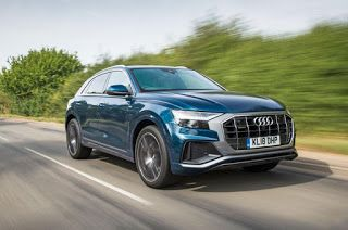 Audi Q8 India Launch Details Out Key Facts About Audi S 5 Seater Flagship Suv The New Audi Q8 Suv Will Be Launched In Ind Audi Audi Q8 Price Bmw Car