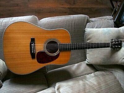 Martin D37k Koa Dreadnought Acoustic Guitar 1980s Really Guitar Acoustic Guitar For Sale Acoustic Guitar
