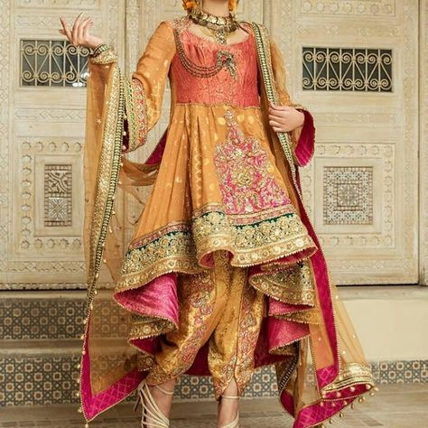 Royal Indian Bridal Dress for Indian Wedding in Hyderabad Check the Link below for Pricing and How to Buy.