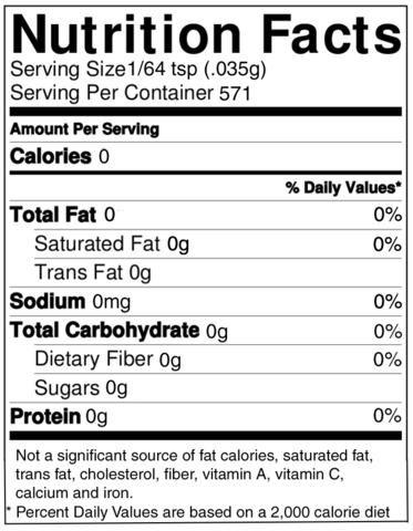 Monk Fruit Pure Sweetener Powder  71 oz | Monk Fruit | Healthy sugar