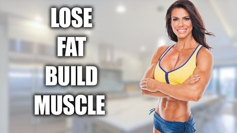 How I Build Muscle And Lose Fat | Mona Muresan And Mike O'Hearn