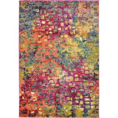 You Ll Love The Aliyah Pink Area Rug At Wayfair Great Deals On All Rugs Products With Free Shipping On Most Stuff Eclectic Area Rug Area Rugs Pink Area Rug