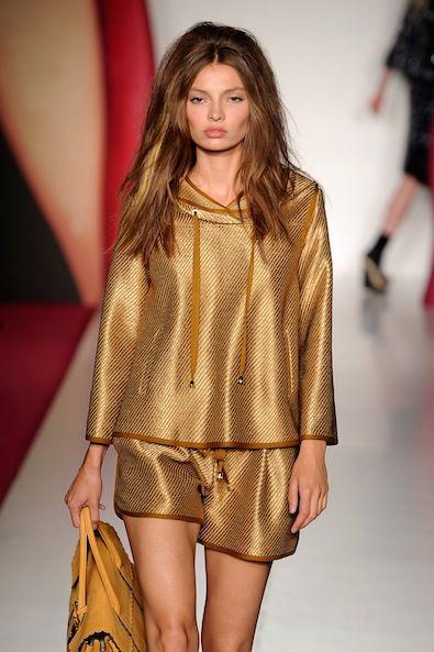 Mulberry Gold Sportswear