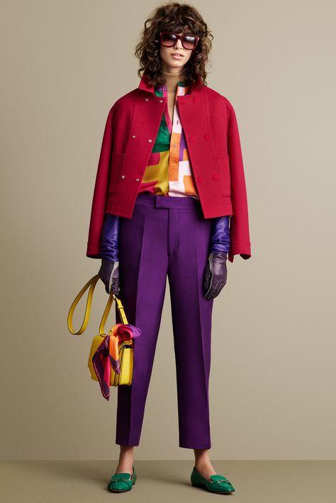 Bally Fall 2015 Ready-to-Wear Collection Photos - Vogue
