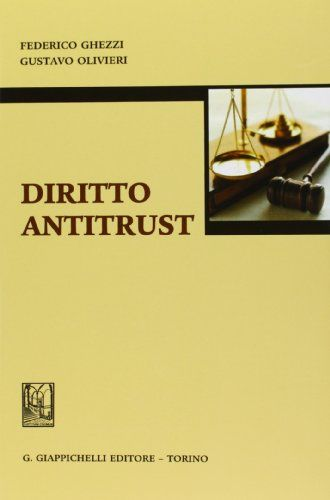 Download Libro Diritto Antitrust Pdf Gratis Italiano Ebook Reader Epub Books Online