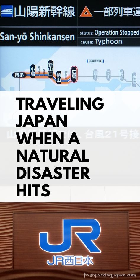 My Travel Insurance For Japan Paid For My Typhoon Expenses
