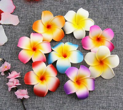 Wholesale Hawaiian Frangipani 2 Foam Plumeria Lot Artificial Flower Head 50 120 Ebay In 2020 Artificial Flowers Artificial Silk Flowers Red Flowers