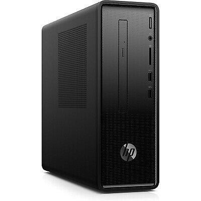 Ebay Link Ad Hp Slimline 290 P0046 Desktop Pc Intel I3 8100 Quad Core 8gb 1tb Dvd W10h W Hdmi Locker Storage Desktop Pc Gaming Desktop