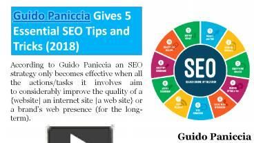 Pin On Guidopaniccia Seo