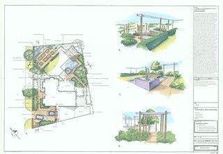 Sketch Plan In 2020 Landscape Design Program Garden Design Software Free Landscape Design