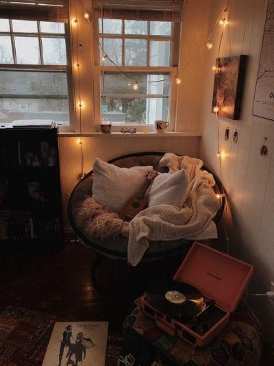 Room Tumblr Bedroom Decor Cozy Room Aesthetic Bedroom