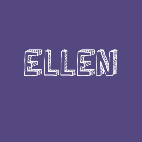 Ellen - Baby Names That Mean Light - Photos