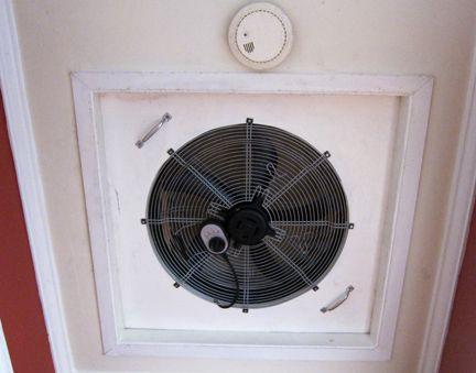 Img 0063 Copy Jpg 432 339 House Fan Whole House Fan Diy