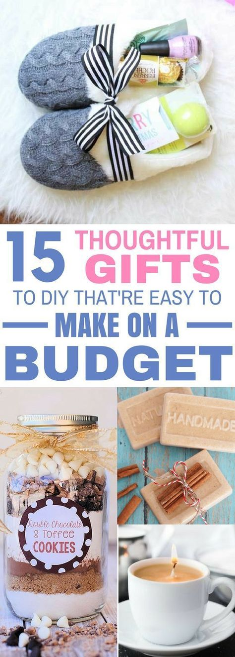 holidays These 15 DIY Christmas Gifts...