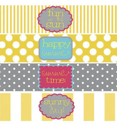 free printable water bottle labels for parties