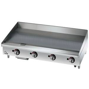 Star 648mf Star Max Countertop 48in Manual Gas Griddle
