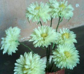 Cara Membuat Bunga Matahari Dari Sedotan Plastik Sedotan Plastik