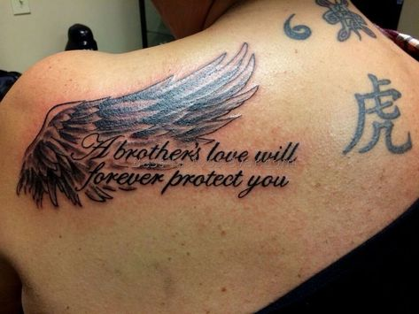 A brother love will forever protect you. RIP my brother. I love you so much. - #brother #infantMemoryTattoo #love #MemoryTattooangel #MemoryTattooarm #MemoryTattooaunt #MemoryTattoobirds #MemoryTattooboyfriend #MemoryTattoobrother #MemoryTattoobutterfly #MemoryTattoocancer #MemoryTattoocardinal #MemoryTattoocat #MemoryTattoochild #MemoryTattooclock #MemoryTattoocollarbone #MemoryTattoocousin #MemoryTattoocross #MemoryTattoodaddy #MemoryTattoodates #MemoryTattoodaughter #MemoryTattoodesigns #Mem