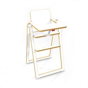 chaise haute super flat