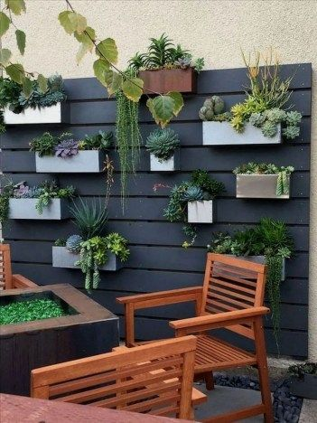 45 Small Garden Design That is Still Beautiful to See ~ Matchness.com