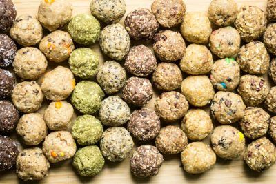 Chocolate Peanut Butter Energy Balls Well Plated By Erin Bloglovin Peanut Butter Energy Balls Healthy Protein Snacks Healthy Vegan Snacks