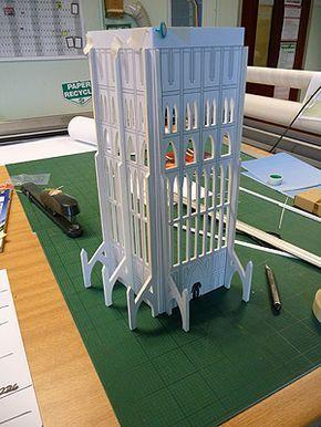 Free  pdf building templates - Page 7 | miniatures | 40k terrain