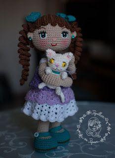 Boneca de Amigurumi - Artigos infantis - Campo Grande, Rio de ... | 320x233