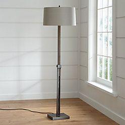 2020 的 Denley Bronze Table Lamp + Reviews | Crate and
