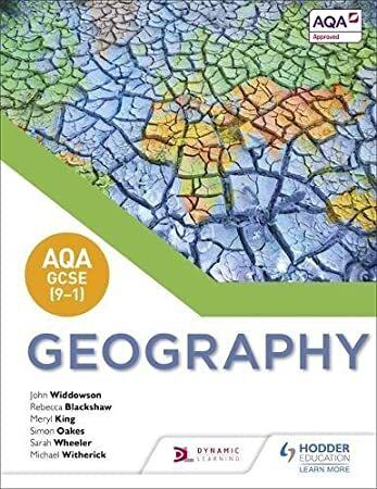 Epub Aqa Gcse 9 1 Geography Author Free Delivery Amazon With