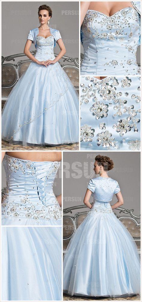 Robe De Mariage Bustier Cœur Pastel Robe De Mariage Robe De Soiree Bleue Robe