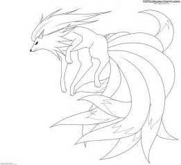 Naruto Nine Tailed Fox Coloring Pages Em 2020 Tutorial De Desenho Desenhos