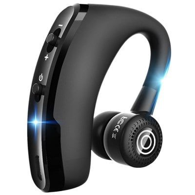 V9 Bluetooth Headset Wireless Stereo Earphone 1pc Sale Price Reviews Gearbest Mobile Bluetooth Headphones Wireless Noise Cancelling Headset Wireless Headphones