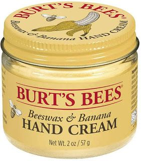 My Favorite Burt S Bees Products Beeswax Banana Hand Creme By Burt S Bees 2oz Cr Homemade Face Cream Hand Cream Homemade Facials