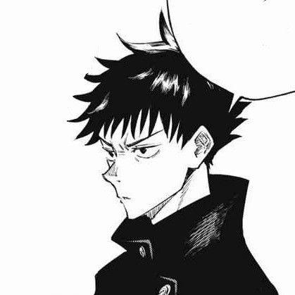 Megumi Fushiguro Manga Icon V 2021 G