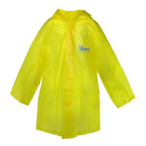 Boys' Clothing Raincoats Illumination Entertainment Kids Despicable Me Minion Rain Poncho
