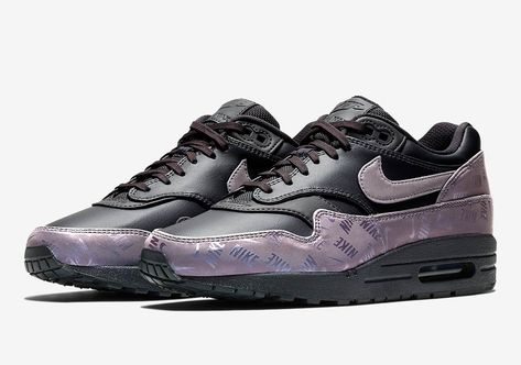 e320a9f7a97 More Logo Heavy Designs Appear On The Nike Air Max 1