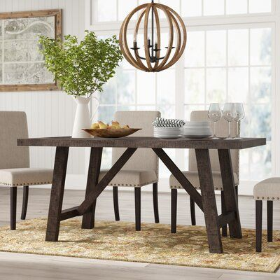 33++ Solid wood extendable farmhouse dining table type