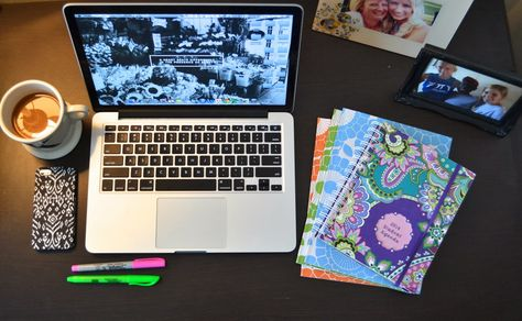 How college students can best stay organized
