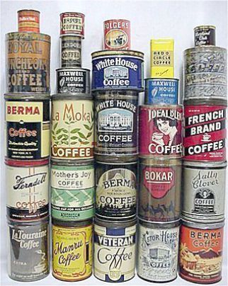 Coffee Shop Midtown East Only Coffee Shop Near Me Chicago Coffee Near Me Jakarta Coffee Tin Vintage Tins Coffee