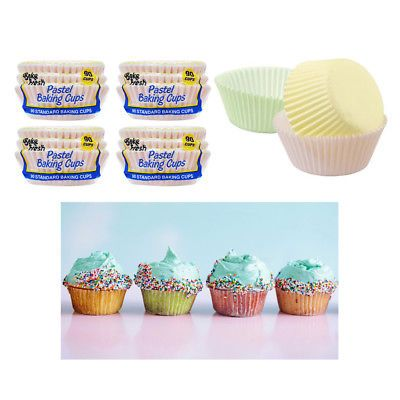Baking Cups And Liners 177012 360 Baking Cups Pastel Color