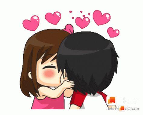 Kiss GIF - Kiss - Discover & Share GIFs