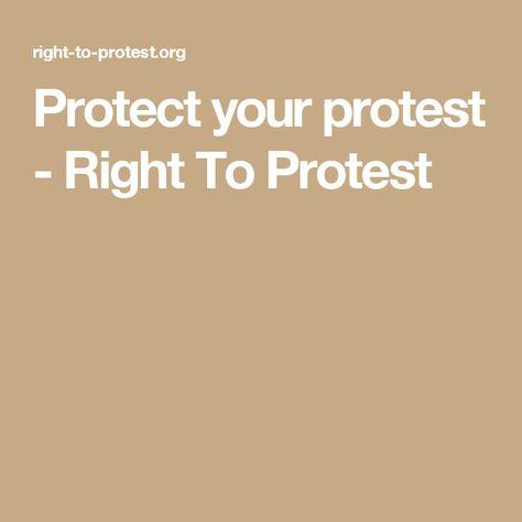 32 Protest 101 Ideas Protest Direct Action Zine