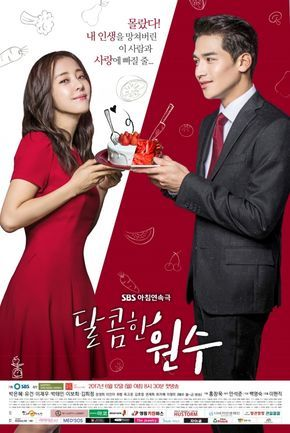 Sweet Revenge (달콤한 원수) Korean - Drama - Picture in 2019