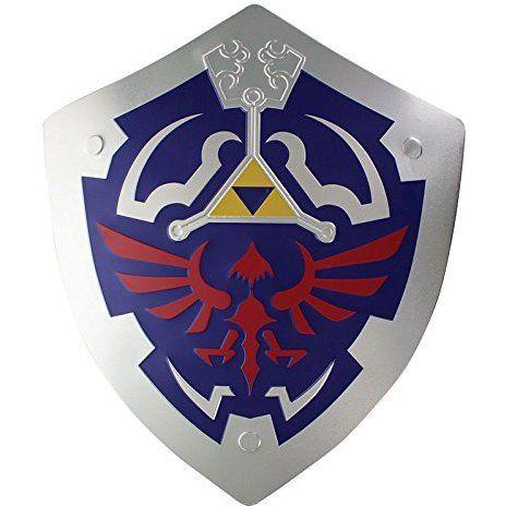 The Legend Of Zelda Hylian Shield Metal Wall Art Tin Wall Art Legend Of Zelda Metal Wall Art