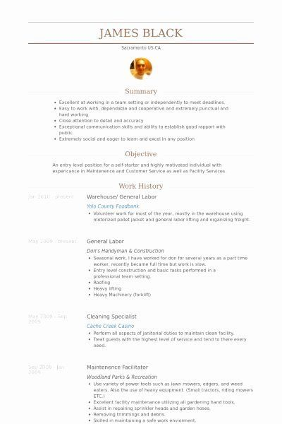 General Workflow Examples Lovely Warehouse General Workflow Examples Resume Example For Modern Jobs General Labor Resume Examples Lovely Warehouse Genera
